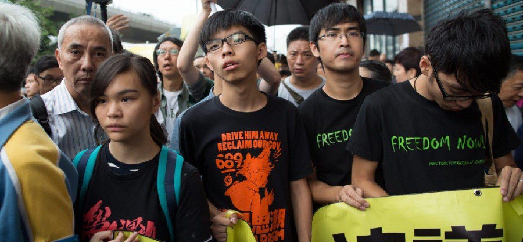 Χονγκ-Κονγκ: Στους δρόμους χιλιάδες διαδηλωτές υπέρ της δημοκρατίας