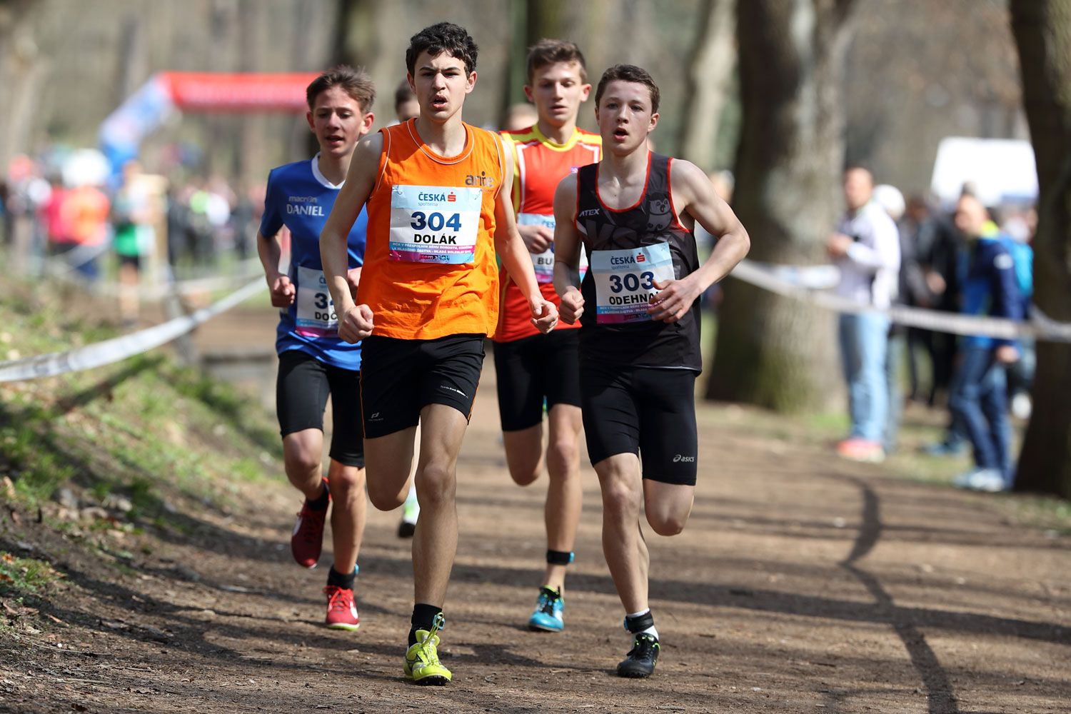 CZ Chamionship Cross Country Mlada Boleslav 24