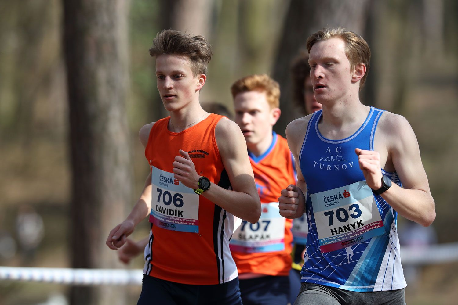 CZ Chamionship Cross Country Mlada Boleslav 30