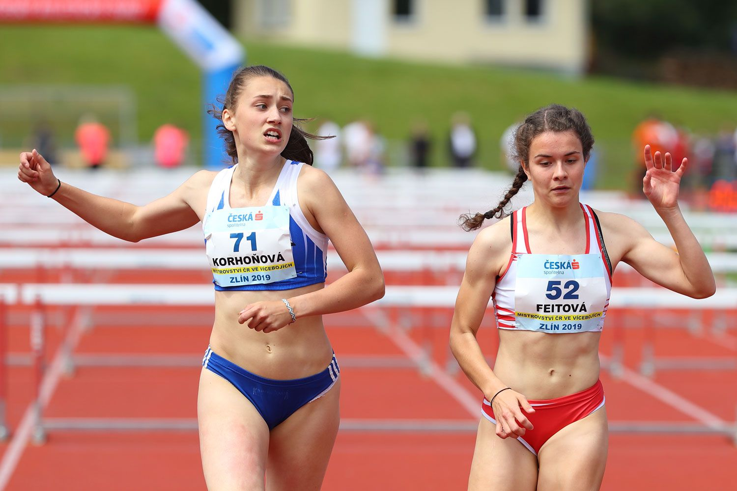 CZ Championship Combined Events Zlin Friday 04