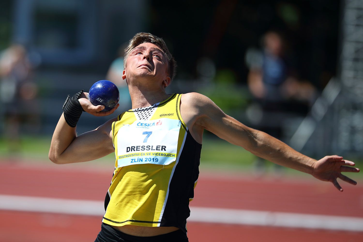 CZ Championship Combined Events Zlin Friday 14