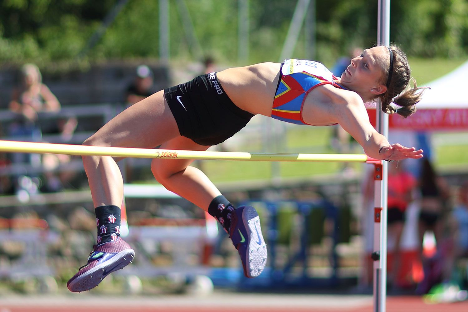 CZ Championship Combined Events Zlin Friday 19