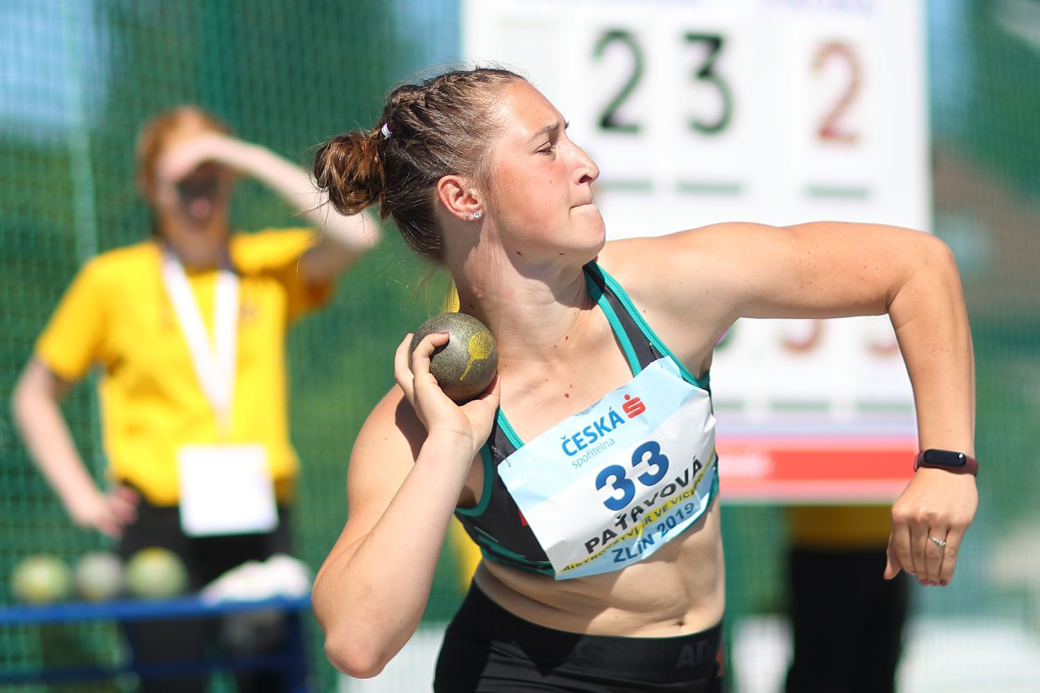 CZ Championship Combined Events Zlin Friday 20