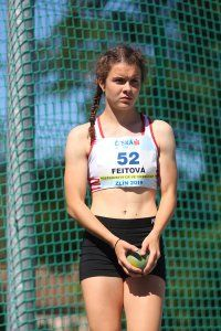 CZ Championship Combined Events Zlin Friday 21