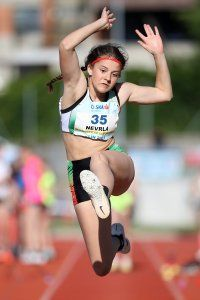 CZ Championship Combined Events Zlin Friday 29