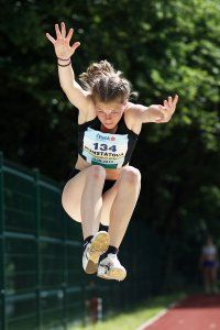 CZ Championship Combined Events Zlin Saturday 08