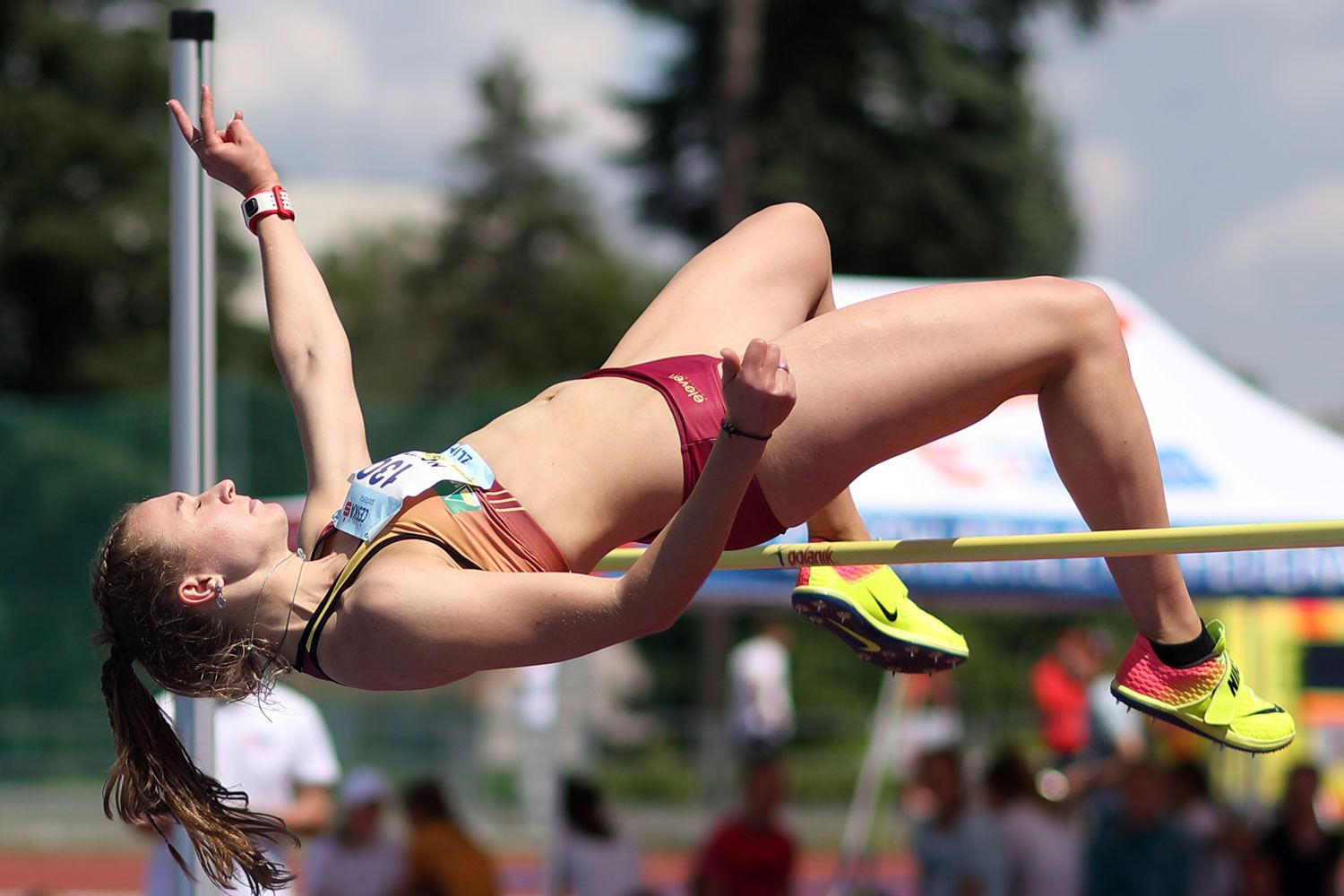 CZ Championship Combined Events Zlin Saturday 23