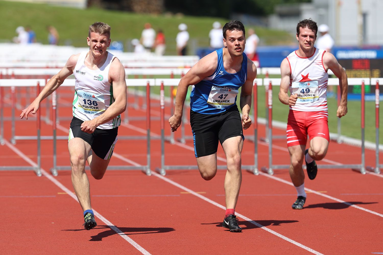 CZ Championship Combined Events Zlin Sunday 02