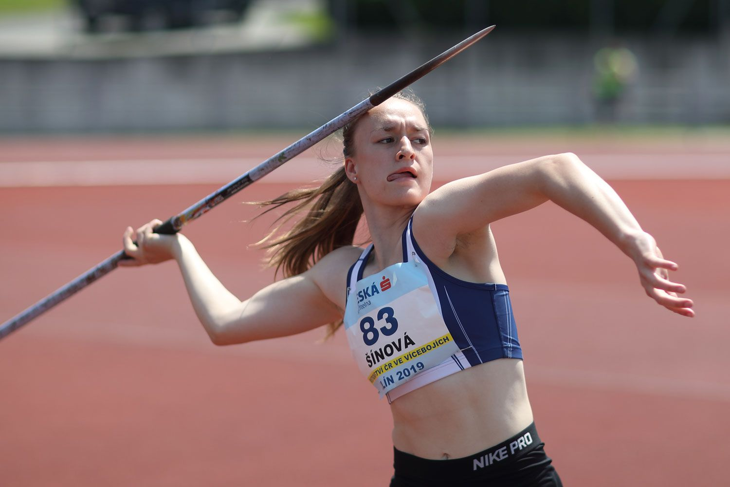 CZ Championship Combined Events Zlin Sunday 09