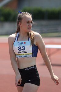 CZ Championship Combined Events Zlin Sunday 10