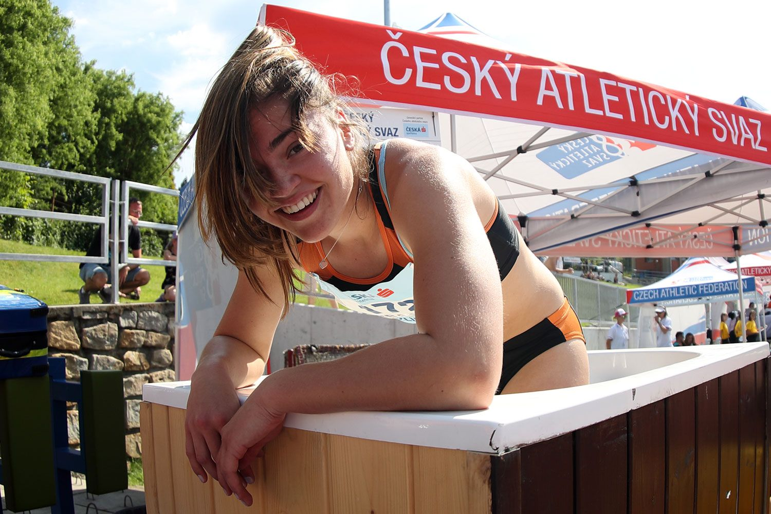 CZ Championship Combined Events Zlin Sunday 24