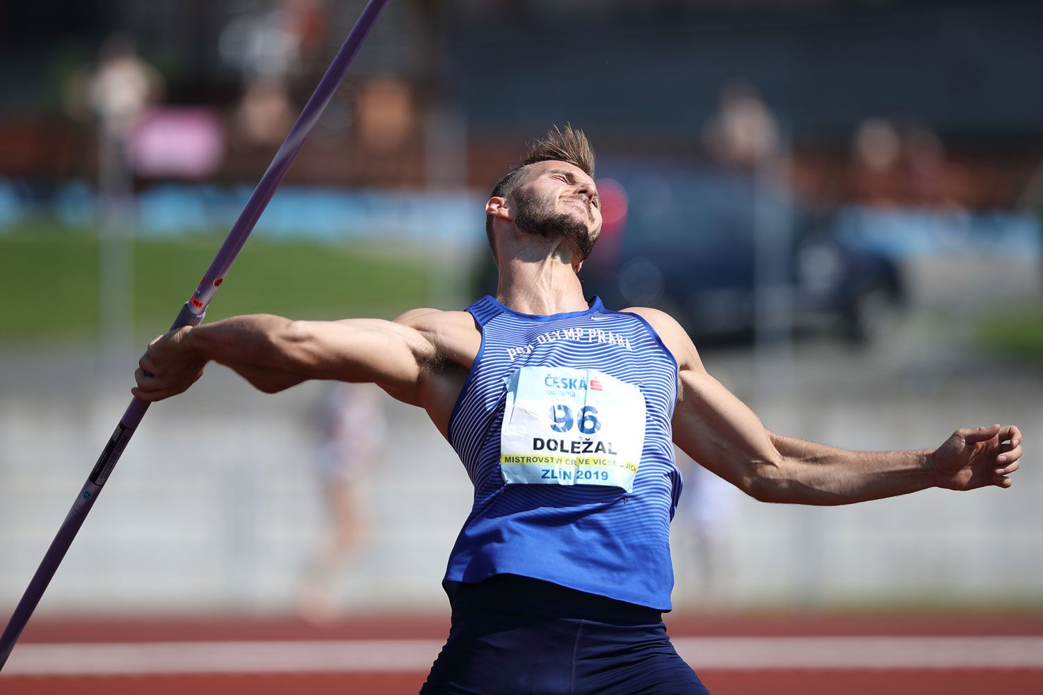 CZ Championship Combined Events Zlin Sunday 28