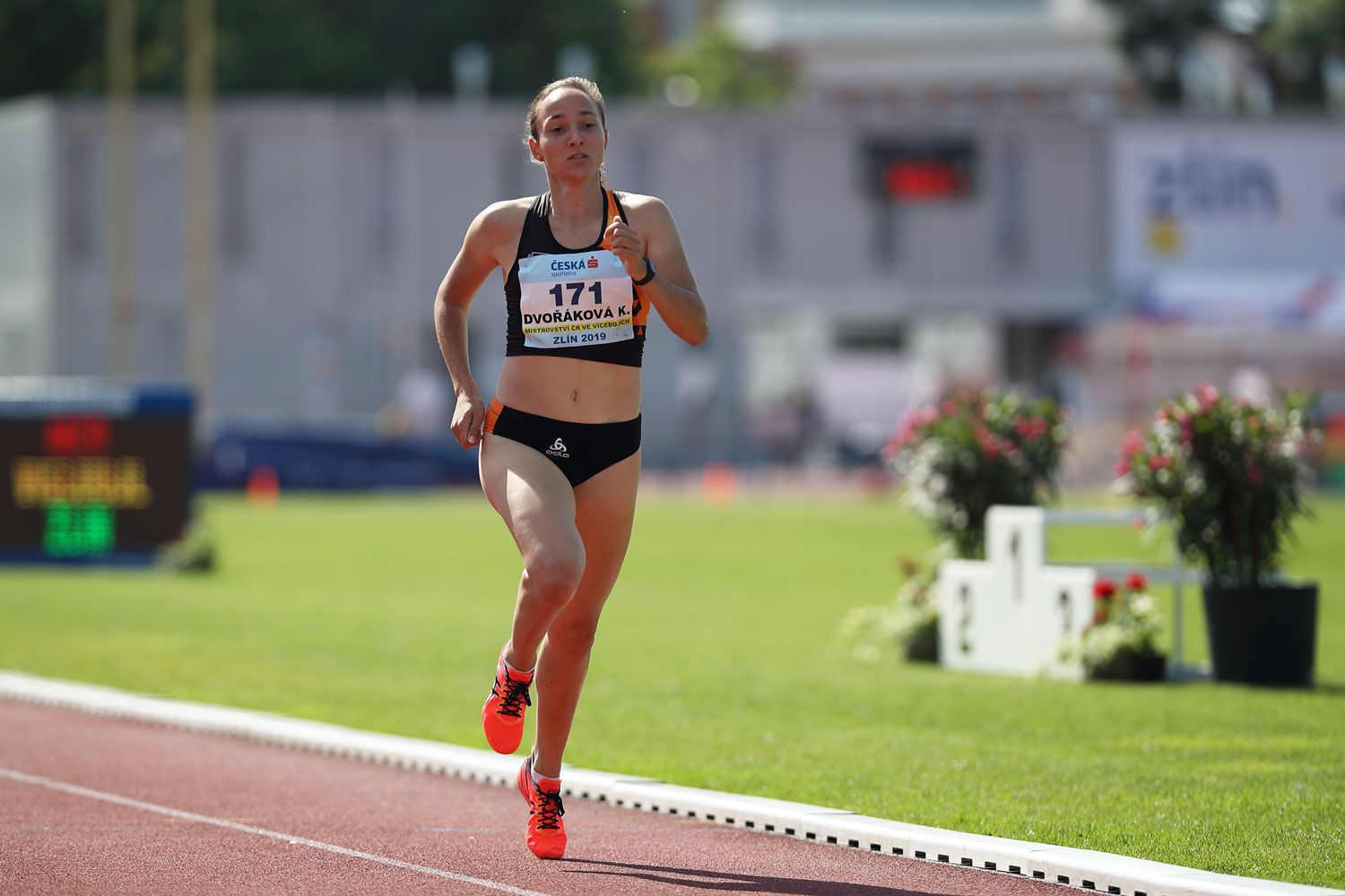 CZ Championship Combined Events Zlin Sunday 30