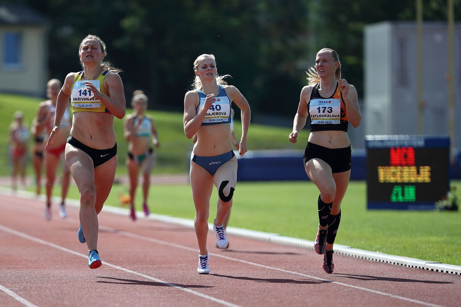 CZ Championship Combined Events Zlin Sunday 33