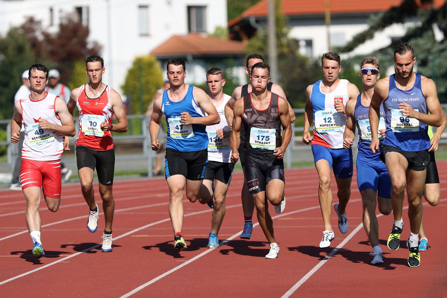 CZ Championship Combined Events Zlin Sunday 36