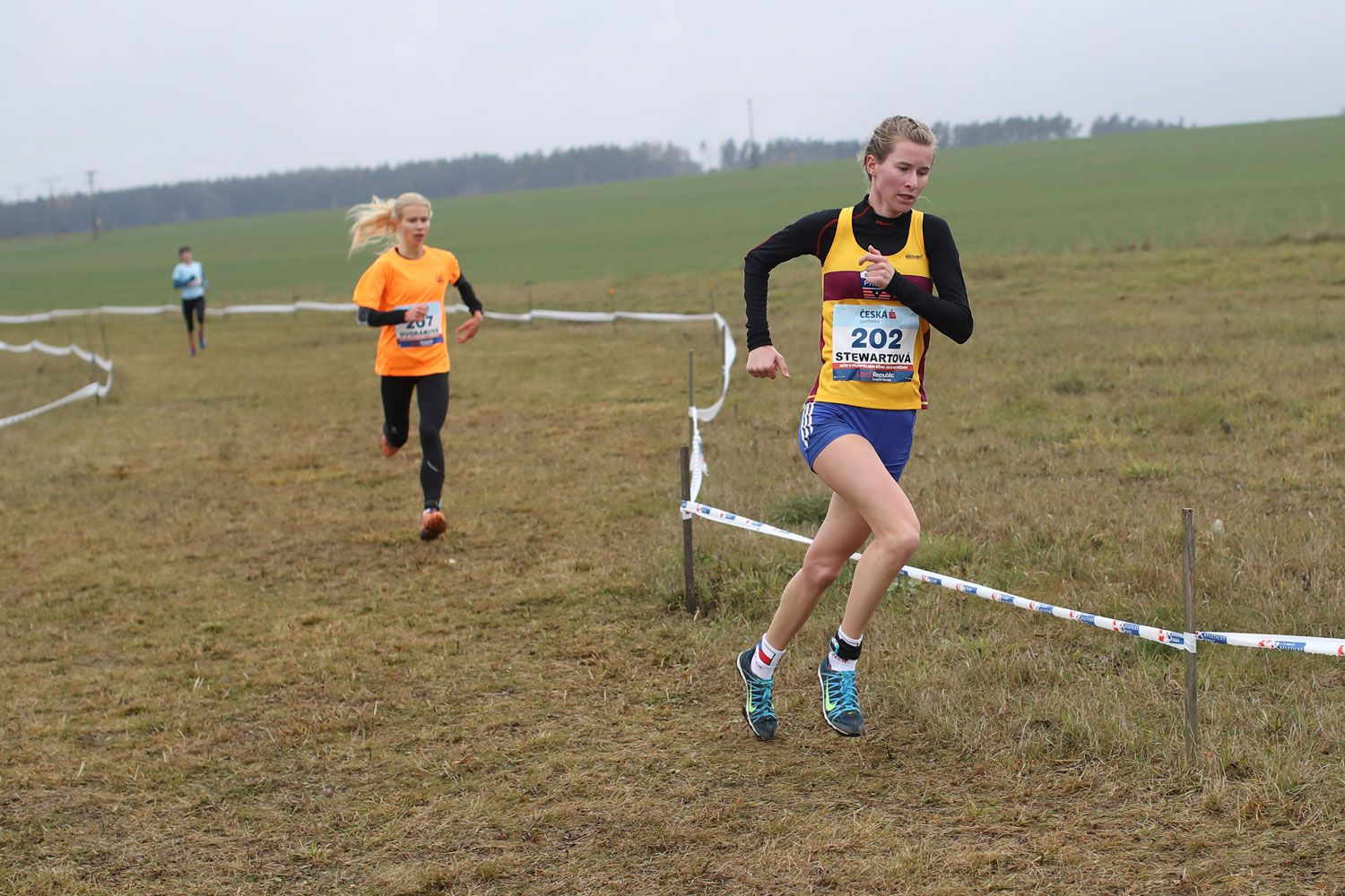 CZ Championship Cross Country Alfredov 20