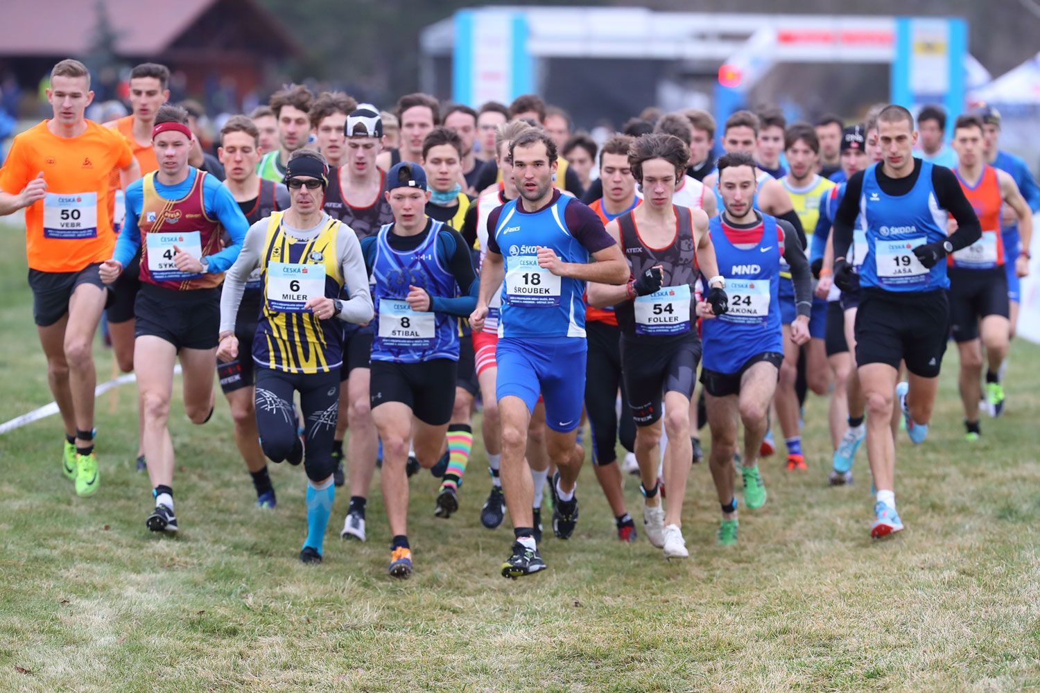CZ Championship Cross Country Dritec 12