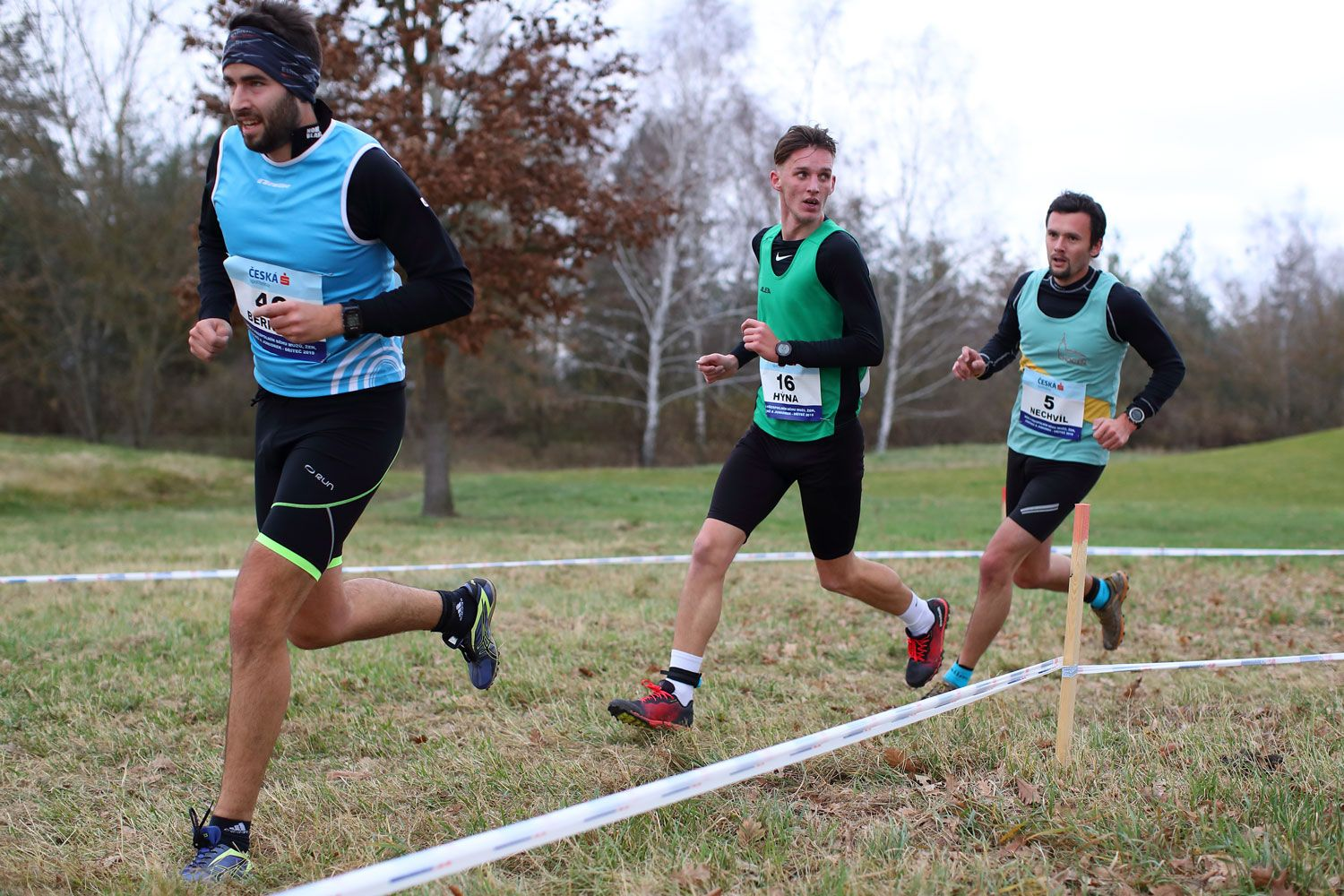 CZ Championship Cross Country Dritec 14