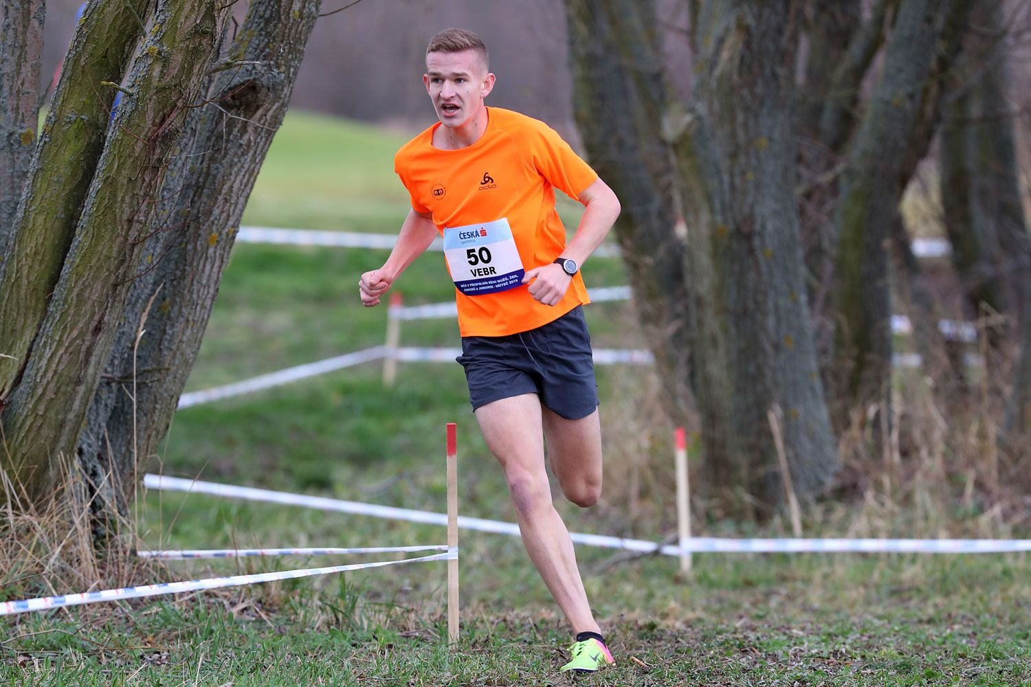CZ Championship Cross Country Dritec 15