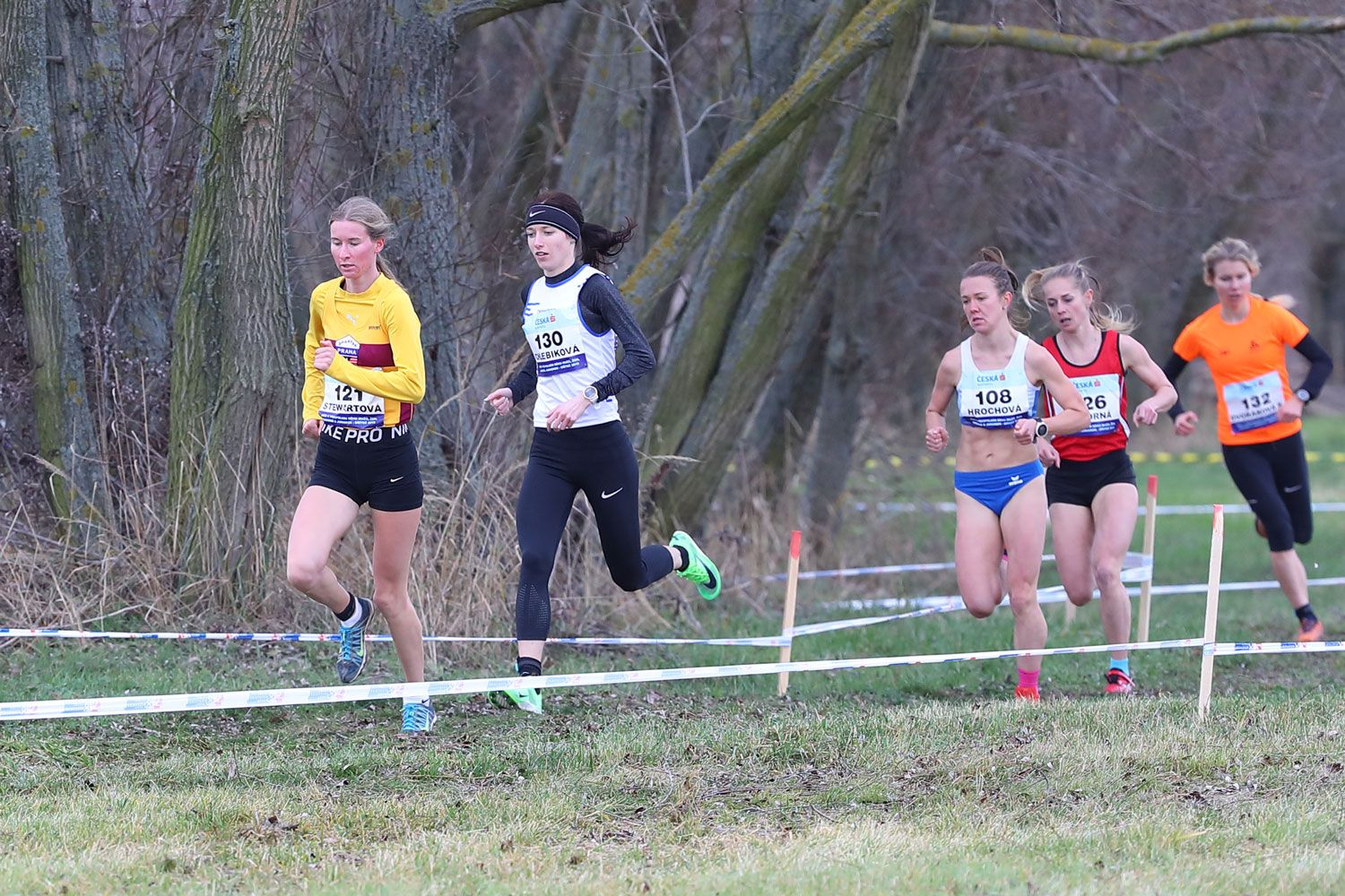 CZ Championship Cross Country Dritec 18