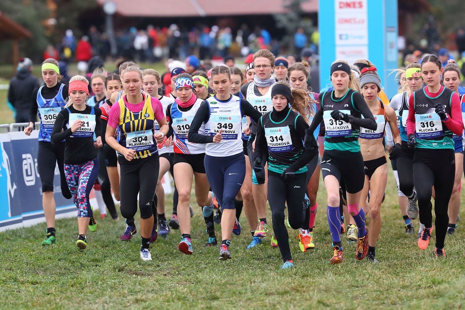 CZ Championship Cross Country Dritec 27