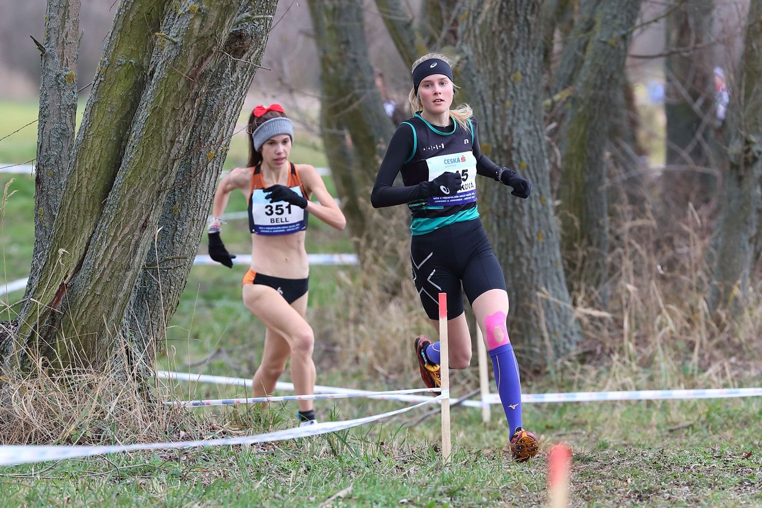 CZ Championship Cross Country Dritec 28