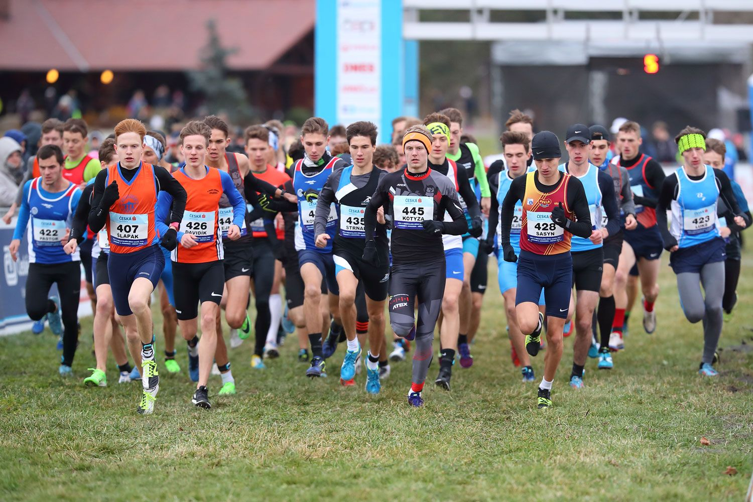 CZ Championship Cross Country Dritec 31