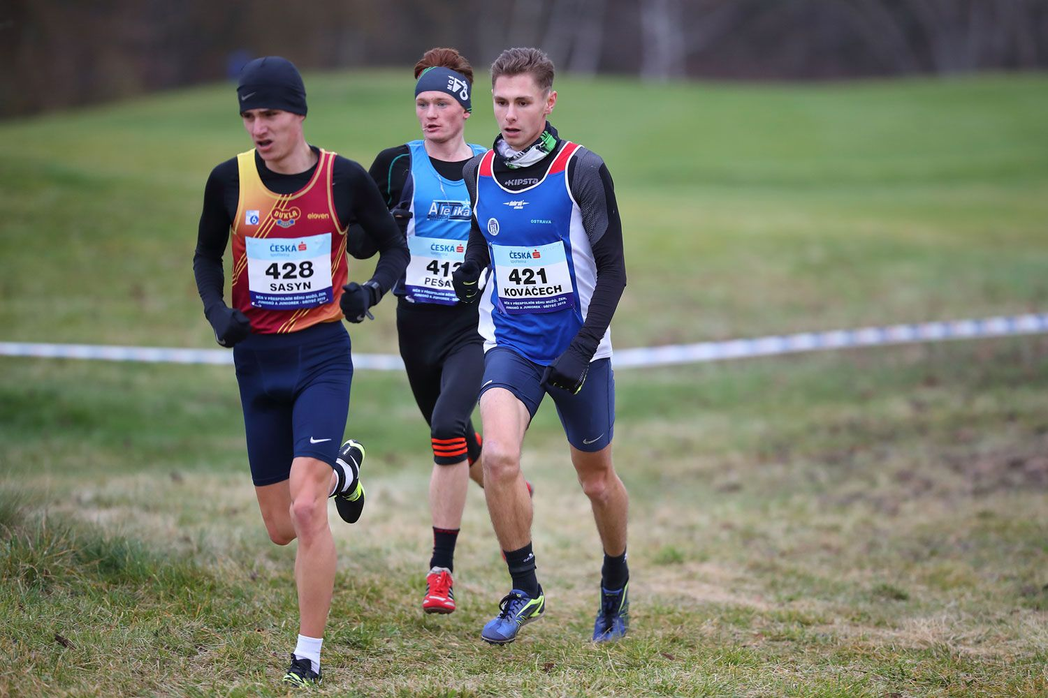 CZ Championship Cross Country Dritec 33