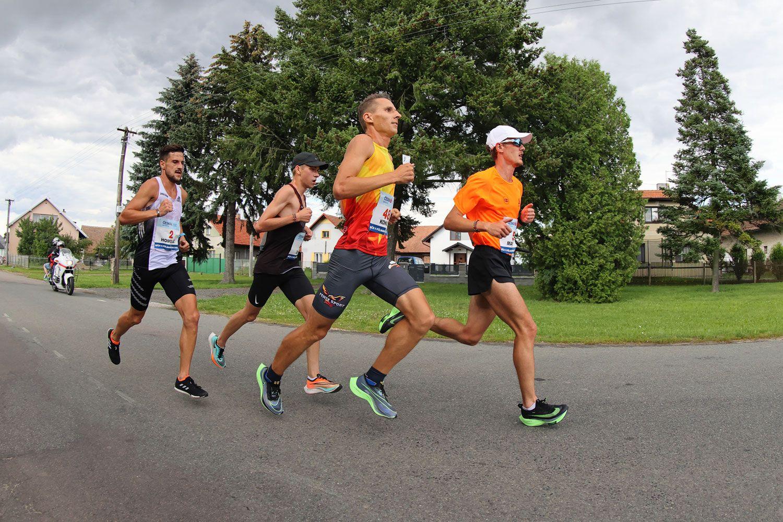 CZ Championship Half Marathon 08