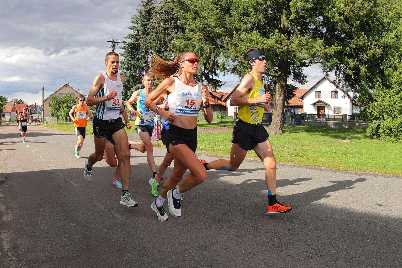 CZ Championship Half Marathon 09
