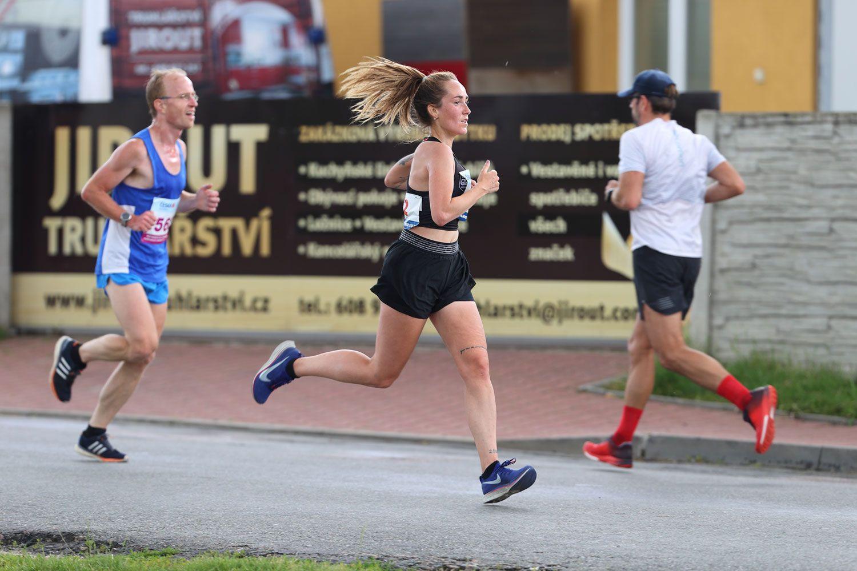 CZ Championship Half Marathon 15