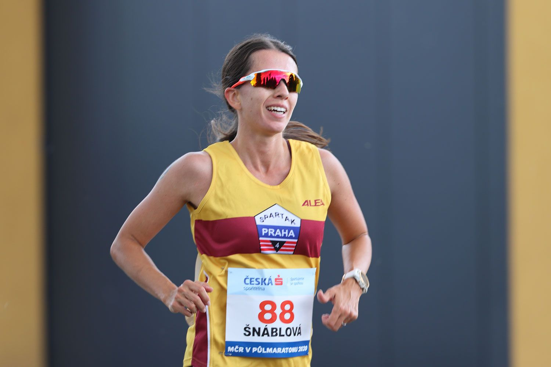 CZ Championship Half Marathon 16