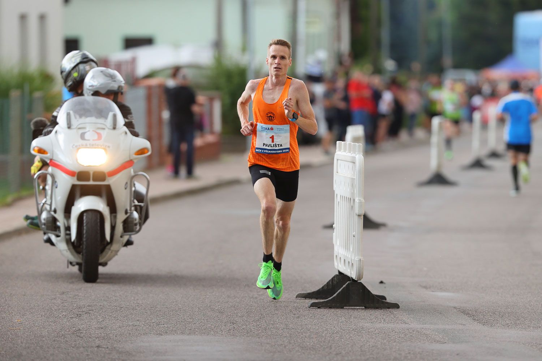 CZ Championship Half Marathon 17