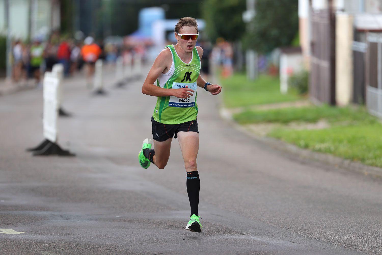 CZ Championship Half Marathon 18