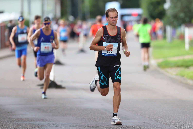 CZ Championship Half Marathon 21