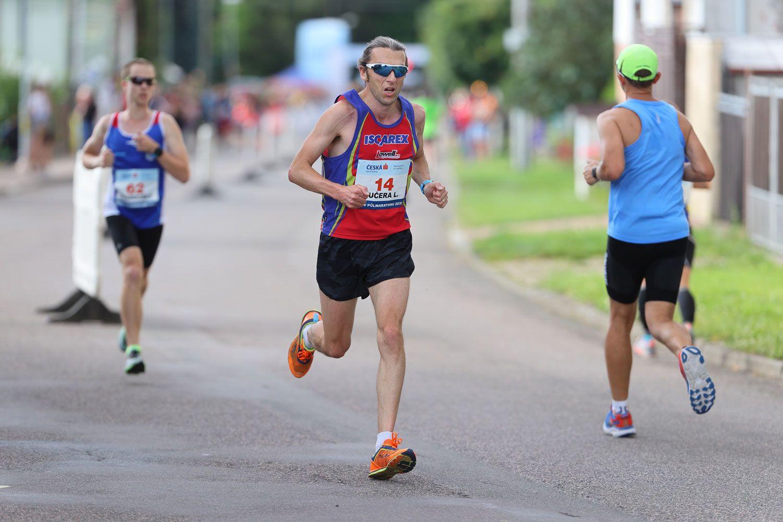 CZ Championship Half Marathon 22