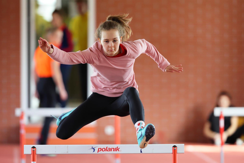CZ Championship Indoor Praha U16 Saturday 01
