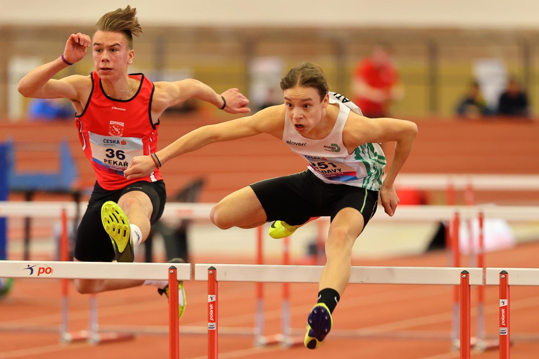 CZ Championship Indoor Praha U16 Saturday 02