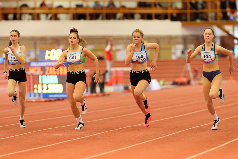 CZ Championship Indoor Praha U16 Saturday 04