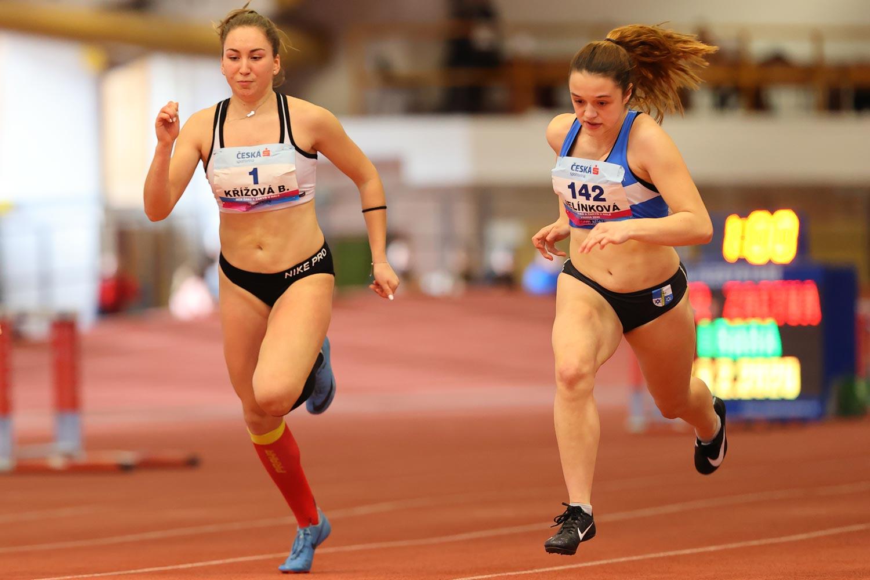 CZ Championship Indoor Praha U16 Saturday 05