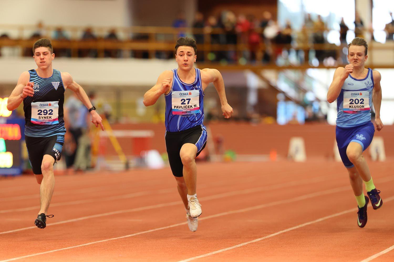 CZ Championship Indoor Praha U16 Saturday 06