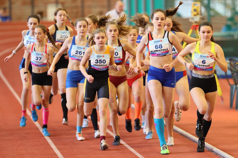 CZ Championship Indoor Praha U16 Saturday 07