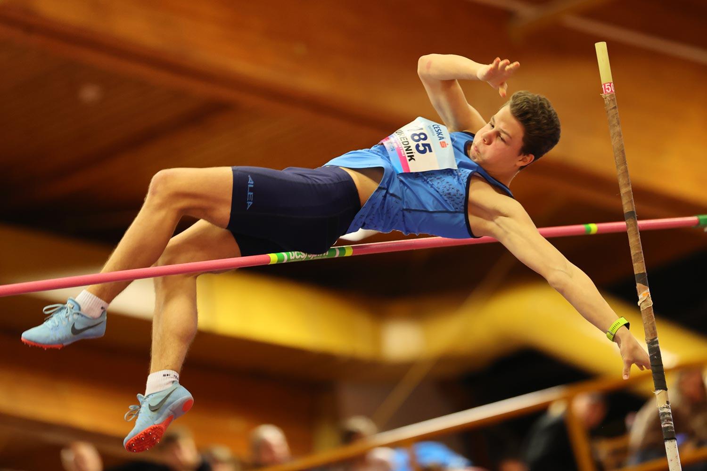 CZ Championship Indoor Praha U16 Saturday 12