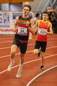 CZ Championship Indoor Praha U16 Saturday 13