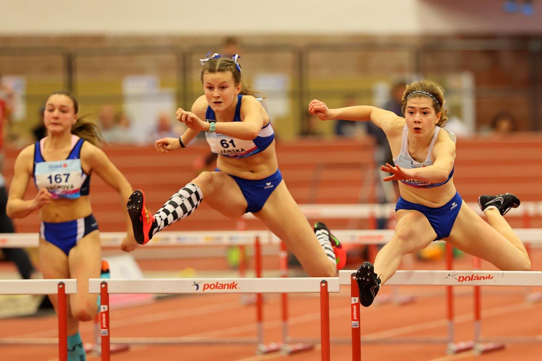 CZ Championship Indoor Praha U16 Saturday 15