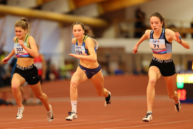 CZ Championship Indoor Praha U16 Saturday 17