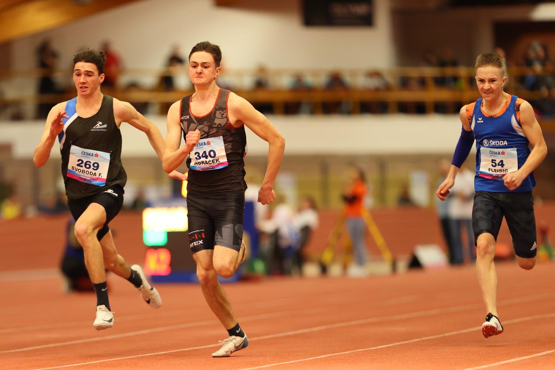 CZ Championship Indoor Praha U16 Saturday 18
