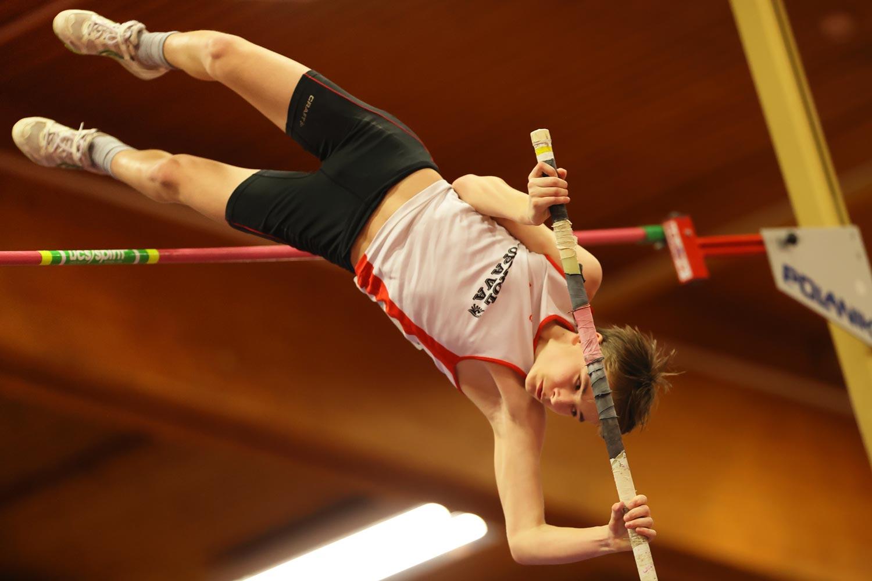 CZ Championship Indoor Praha U16 Saturday 19