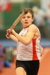 CZ Championship Indoor Praha U16 Saturday 20