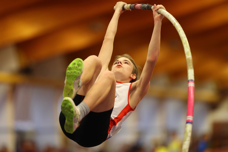 CZ Championship Indoor Praha U16 Saturday 21